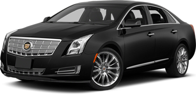 Luxury Sedan - Icon Chauffeur Fleet